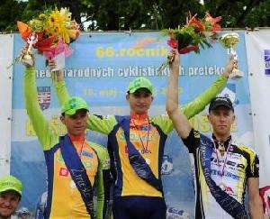 Roman Broniš celkově na 4. místě závodu Košice – Tatry – Košice.